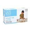Stamp the Letter - Tracing and Prewriting Skills - Set 26 of Wooden Stampers