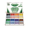 Crayola® 200ct Ultra- Clean Washable™ Road Line Markers Classpack™