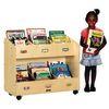 Jonti-Craft® Mobile Book Organizer - 6-Section