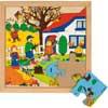 Season Puzzle - Autumn