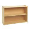 Narrow Two-Shelf Storage - 1 shelf