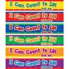 I Can Count To 10! Loop Bracelets