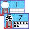Numbers Through 10 Practice Mats - 8 mats