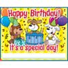 Happy Birthday Posters - English and Spanish