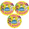 Today Is My Birthday! Stickers