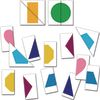 Complete-The-Shapes Match Cards