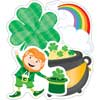 St. Patrick's Day Leprechaun Cutouts
