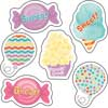 Up And Away Treats Shape Stickers Pack