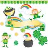 St. Patrick's Day Bulletin Board Kit