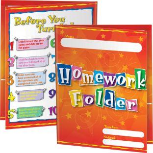 Student Two-Pocket Folders