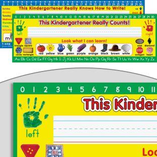 Primary Grade Nameplates