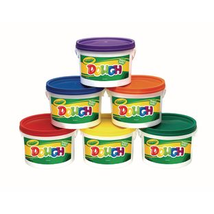 Crayola Dough 3 Lb. Resealable Bucket