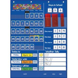 Math Pocket Charts