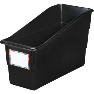 Durable Book and Binder Holder - Single 1 bin
