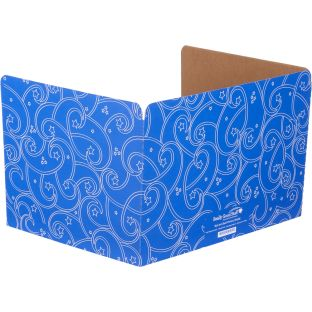 Standard Privacy Shields - Set of 12 - Star & Swirl - Matte