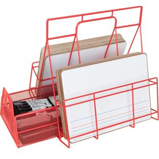 Dry Erase Board And Supplies Storage   1 organizer by Really Good Stuff Inc