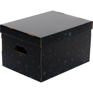 Corrugated Storage Box – Fizz!