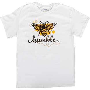 Bee Humble T-Shirt - 1 t-shirt