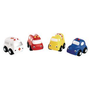 Community Wheelie Buddies Set of 4 by Discount School Supply