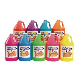 BioColor® Paint, Fluorescent - 1 Gallon