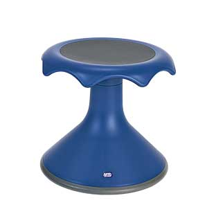 "12"" Hokki Stool - Light Blue - 1 stool"