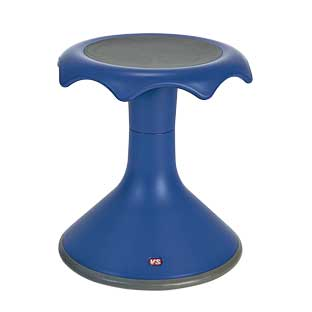 "15"" Hokki Stool - Blue - 1 stool"