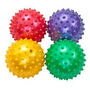 Sensory Balls  Set of 4 by Discount School Supply