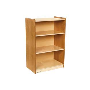 "Environments 36"" Forest Wood Narrow Shelf - Forest"