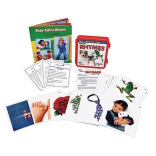 Preschool Family Engagement Kit Rhyming  1 multi item kit by Discount School Supply