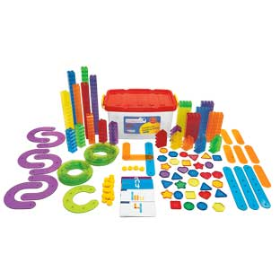 Light Table Math Accesories Kit by Discount School Supply