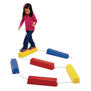 Step A Logs  Set of 6 by Discount School Supply[r]
