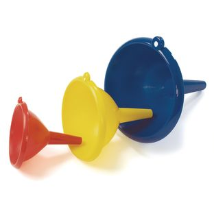 Funnels  Set of 3 by Discount School Supply