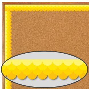 Bulletin Board Border Trim