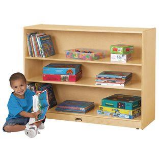 Free-Standing Shelves