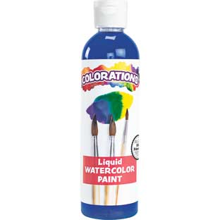 Colorations® Liquid Watercolor™ Paint - 8 oz.