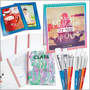 Mindfulness Art Kit for the Classroom