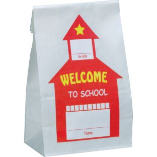 Welcome To School Bag Kit - 32 bags