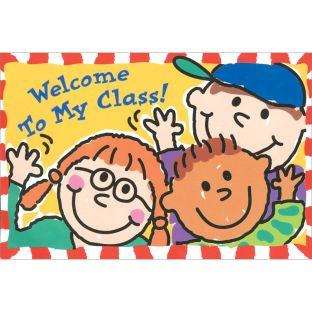Welcome Postcard - 32 per pack