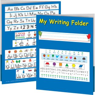My Writing Folder Zaner - Bloser - 12 folders