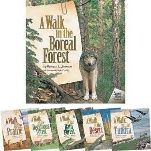 A Walk Book Set