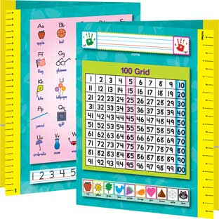 Resource Folder - Zaner Bloser - Primary - 12 folders
