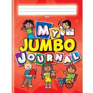 Softcover Jumbo Draw and Write Journals - Set of 12
