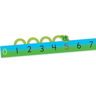 Magnetic Modeling Number Line Kit 0-30 - 1 kit.
