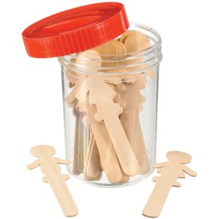 Pick A Student Sticks Kit - 32 sticks, 1 container
