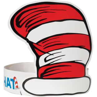 Cat In The Hat Wearable Hats – Set Of 32