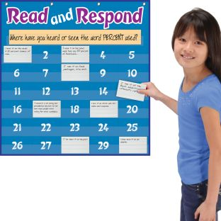Read And Respond Pocket Chart™
