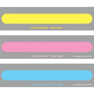E.Z.C. Strips™ - Return Sweep - 90 Strips