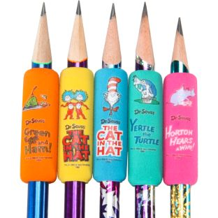 Dr. Seuss™ Pencil Grips - set of 12