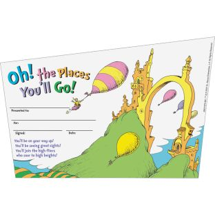 Oh, The Places You'll Go!™ Awards