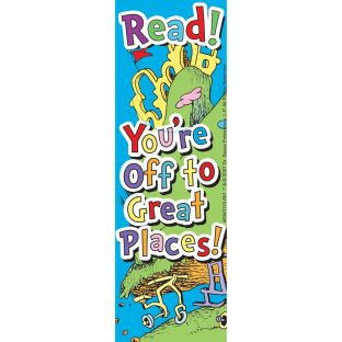 Oh, The Places You'll Go!™ Bookmarks - 36 bookmarks
